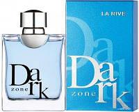Туалетная вода для мужчин La Rive DARK ZONE 90мл