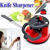 Точилка для кухонных ножей Knife Sharpener H0180 | ножеточка на присоске, фото 6