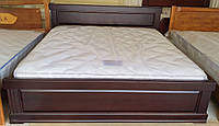 Кровать деревянная Венге Arngold 180х200