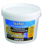 Изофоль /Izofol -дисперсионная гидроизоляционная плёнка (уп.7кг)