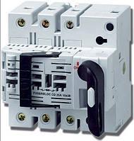 Комбинированный выключатель с предохранителями 10х38 Fuserbloc 32 Ампер 3 пол., фото 1