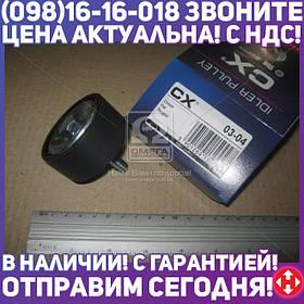 ⭐⭐⭐⭐⭐ Ролик ведущий CITROEN, ПЕЖО (производство  Complex)  CX03-04