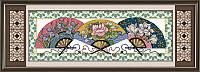 Набор вышивка крестом Идейка Восточный мотив (ide_J035) 95 х 39 см