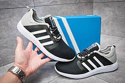 Кроссовки мужские Adidas  Bounce, серые (12411) размеры в наличии ► [  44 (последняя пара)  ], фото 2