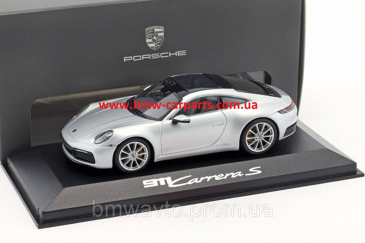 Модель автомобиля Porsche 911 Carrera 2S Coupé (992), фото 2