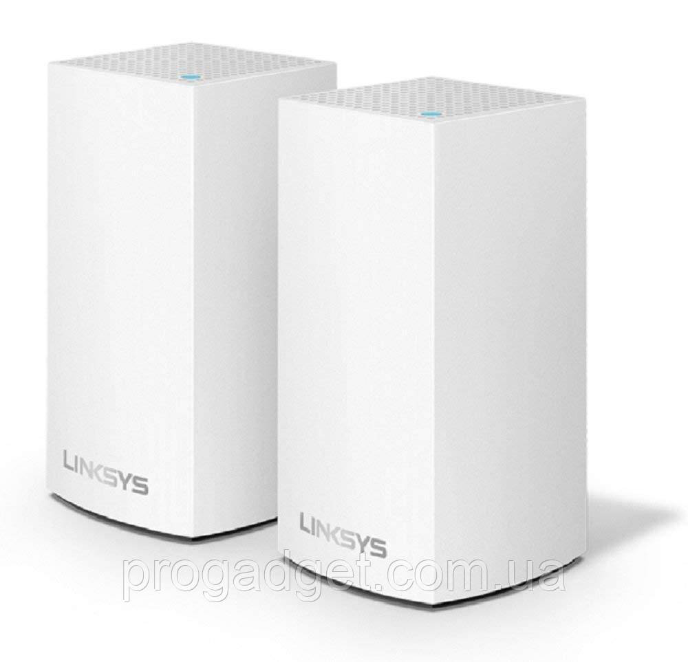 Linksys Velop Home Mesh WiFi System WHW0102 WiFi Router Whole Home Mesh беспроводной маршрутизатор