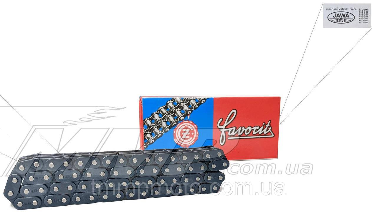 Цепь моторная JAWA ((SZ35 *66L)   FAVORIT