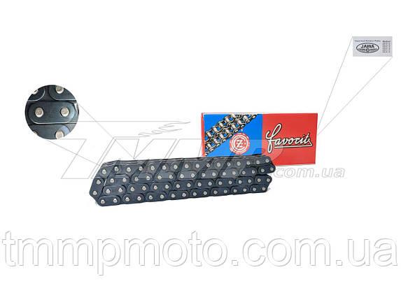 Цепь моторная JAWA ((SZ35 *66L)   FAVORIT, фото 2