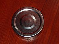 Крышка закаточная твист-офф размер 63 мм Deep серебро (высота 15 мм)