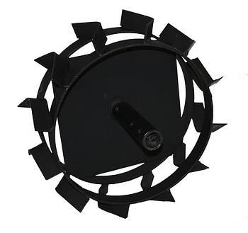 """Грунтозацеп Пуберт """"Премиум"""" 34 см (пара) (340х110 мм, без втулки)"""