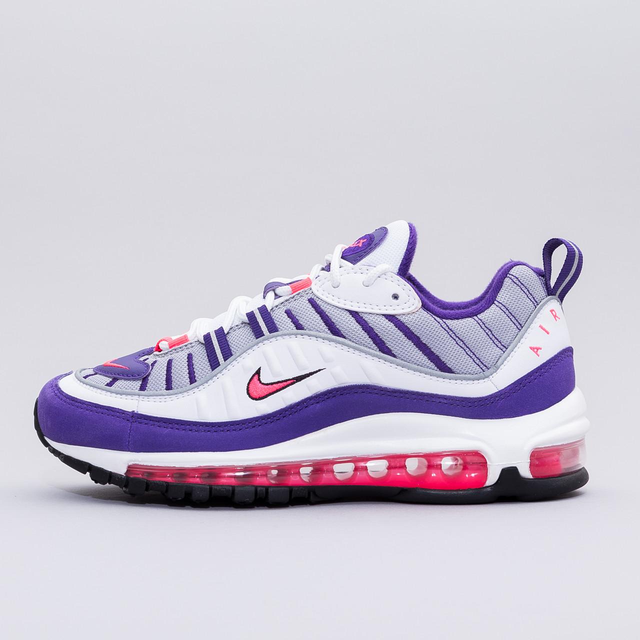 1f3e08e3 Женские кроссовки Nike Air Max 98 AH6799-110 - Parallel-Brandshop.  Оригинальная обувь