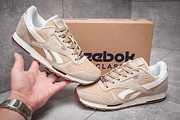 Кроссовки мужские Reebok Classic, бежевые (13267) размеры в наличии ► [  41 42 43  ], фото 2