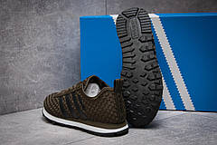Кроссовки женские Adidas Lite, хаки (13412) размеры в наличии ► [  38 39 41  ], фото 2