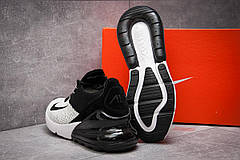 Кроссовки мужские Nike Air Max 270, белые (13422) размеры в наличии ► [  40 (последняя пара)  ], фото 2