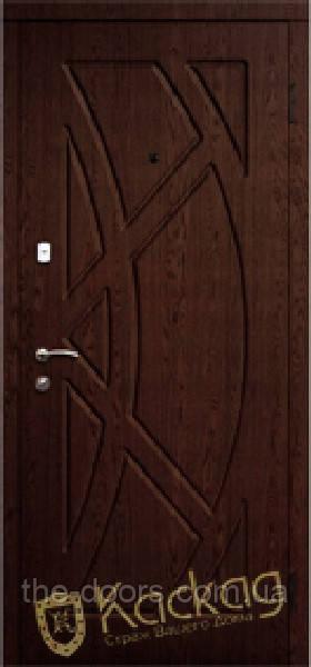 Вхідні двері Каскад серія Стандарт модель 108