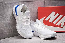 Кроссовки мужские Nike Epic React, белые (13762) размеры в наличии ► [  43 (последняя пара)  ], фото 3