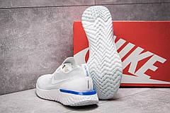 Кроссовки мужские Nike Epic React, белые (13762) размеры в наличии ► [  43 (последняя пара)  ], фото 2