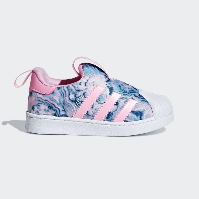 16d75cd0 Детские кроссовки Adidas Originals Superstar 360 (Артикул: CG6578) -  Интернет-магазин «