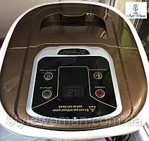 Ванночка для ног, гидромассажер, подогрев, дисплей, таймер JY-858B 35.0 гидрованночка