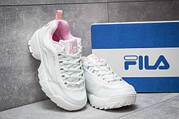 Кроссовки женские  Fila Disruptor 2, белые (14484) размеры в наличии ► [  40 (последняя пара)  ], фото 3