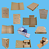 Нотариальные архивные папки для документов на завязках