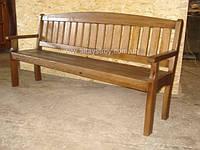 Скамейки, лавки деревянные