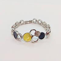 Красивый браслет из эмали