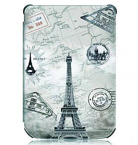 Обкладинка для електронної книги Pocketbook 616 / 627 / 632 Slim - Paris