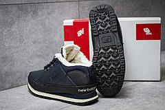 Зимние кроссовки  на мехуNew Balance 754, темно-синие (30262) размеры в наличии ► [  41 43  ], фото 2