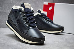 Зимние кроссовки  на мехуNew Balance 754, темно-синие (30262) размеры в наличии ► [  41 43  ], фото 3