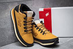 Зимние кроссовки  на мехуNew Balance 754, коричневые (30265) размеры в наличии ► [  43 (последняя пара)  ], фото 3