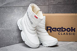 Зимние ботинки Reebok  Keep warm, белые (30274) размеры в наличии ► [  37 (последняя пара)  ], фото 3