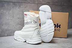 Зимние ботинки Reebok  Keep warm, белые (30274) размеры в наличии ► [  37 (последняя пара)  ], фото 2