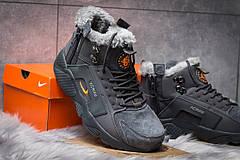 Зимние ботинки Nike Acronym, серые (30371) размеры в наличии ► [  42 (последняя пара)  ], фото 3