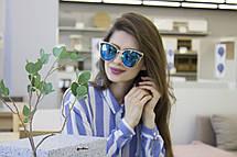 Солнцезащитные женские очки 8348-4, фото 3