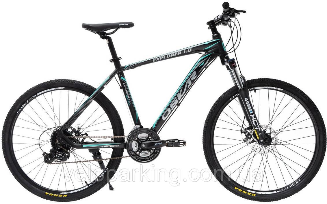 Горный алюминиевый велосипед Oskar Explorer  26 (2019) DD new