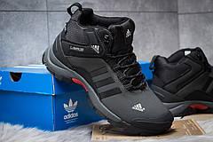 Зимние ботинки  на мехуAdidas Climaproof, темно-серые (30502) размеры в наличии ► [  41 (последняя пара)  ], фото 3