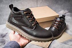 Зимние ботинки  на мехуTimberland, коричневые (30592) размеры в наличии ► [  40 43  ], фото 2