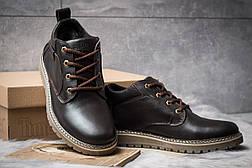 Зимние ботинки  на мехуTimberland, коричневые (30592) размеры в наличии ► [  40 43  ], фото 3
