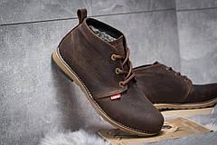 Зимние ботинки  на мехуLevi's Winter, коричневые (30602) размеры в наличии ► [  43 (последняя пара)  ], фото 3