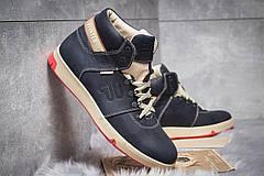 Зимние ботинки  на меху Clubshoes Sportwear, темно-синие (30612) размеры в наличии ► [  41 43 44 45  ], фото 3