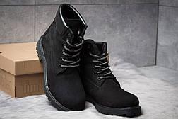 Зимние ботинки  на мехуTimberland 6 Premium Boot, черные (30652) размеры в наличии ► [  40 41  ], фото 3