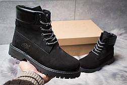 Зимние ботинки  на мехуTimberland 6 Premium Boot, черные (30666) размеры в наличии ► [  36 37  ], фото 2