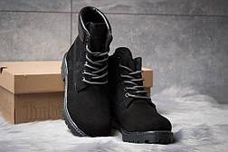 Зимние ботинки  на мехуTimberland 6 Premium Boot, черные (30666) размеры в наличии ► [  36 37  ], фото 3