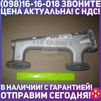 ⭐⭐⭐⭐⭐ Труба водяная правая ЯМЗ 236 (Дорожная Карта)  236-1003290-В