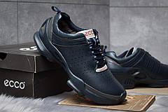 Зимние кроссовки  на мехуEcco Biom, синие (30063) размеры в наличии ► [  41 (последняя пара)  ], фото 3