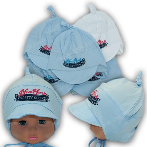 Тонкие шапочки-чепчики детские