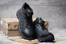 Зимние ботинки  на меху Northland Waterproof, темно-синие (30812) размеры в наличии ► [  41 42 43 45  ], фото 3