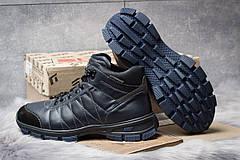 Зимние ботинки  на меху Northland Waterproof, темно-синие (30812) размеры в наличии ► [  41 42 43 45  ], фото 2