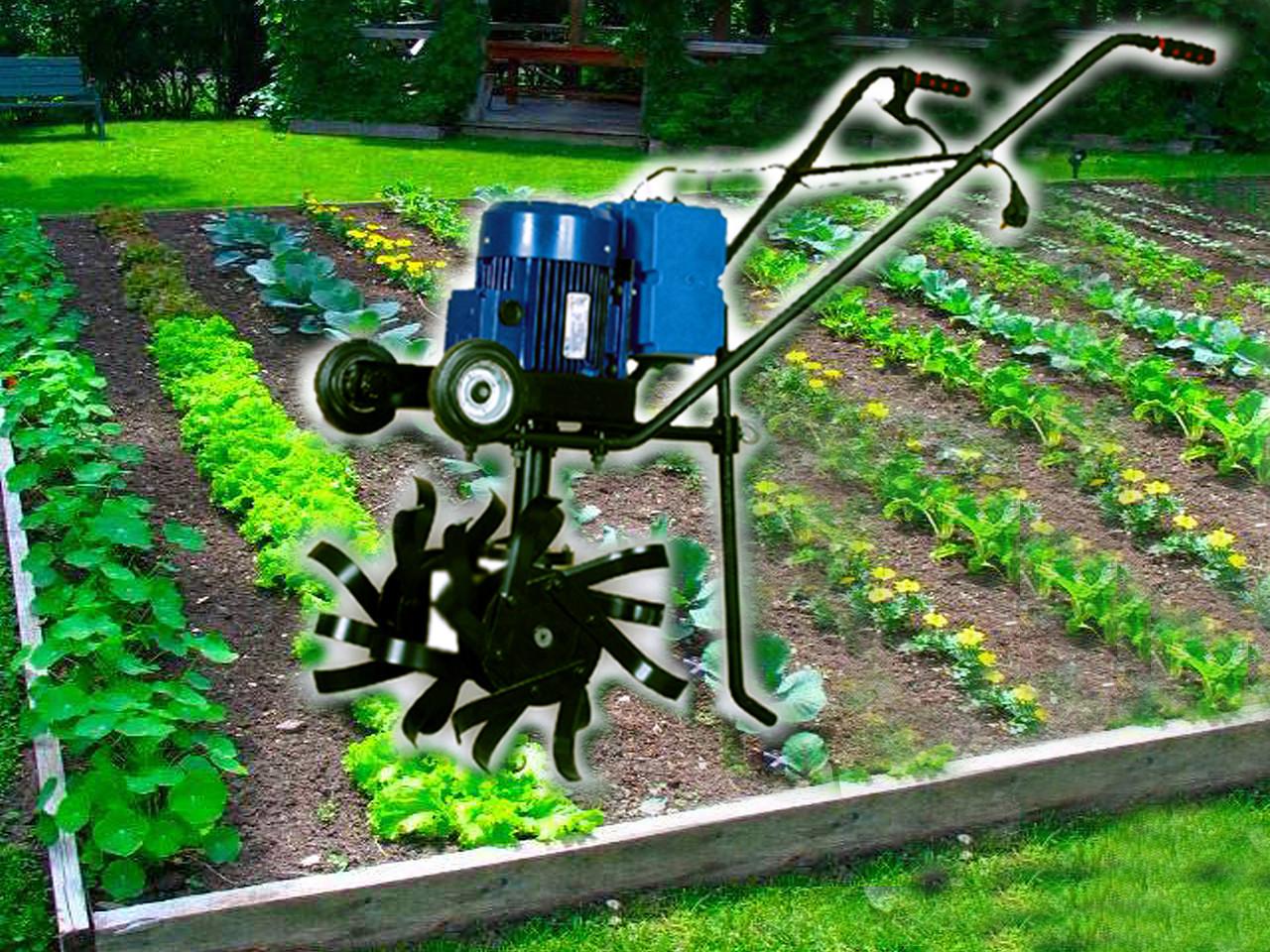 Электрокультиватор ЭК-1 - Домовичок - оборудование для сельского хозяйства в Полтаве